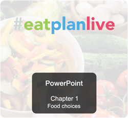 Chapter 1: Food choices