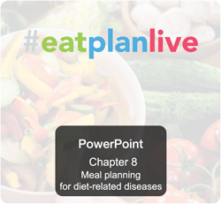 Chapter 8: Meal planning for diet-related diseases